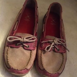 Twisted X Loafer Size 9